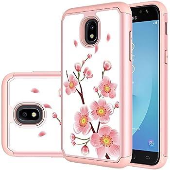 Amazon com: Njjex Case Compatible with Samsung Galaxy J7