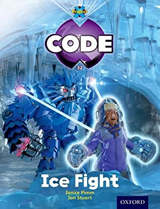 book cover of Ice Fight