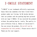 I-SMILE 3PCS Replacement Bands with Metal Clasps