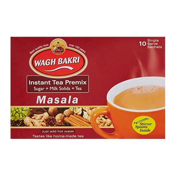 Wagh Bakri Masala Instant Tea Premix, 140g