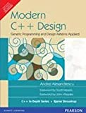 Modern C++ Design: Generic Programming and Design Patterns Applied, 1e