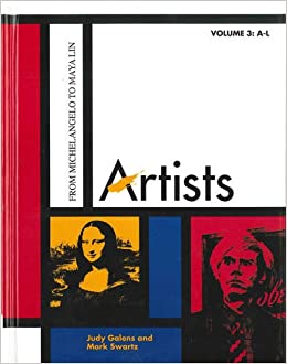 buy artists from michelangelo to maya lin 3 4 book online at low