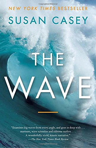 The Wave: In Pursuit of the Rogues, Freaks, and Giants of the Ocean - APPROVED