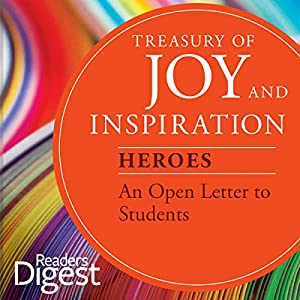 An Open Letter to Students Audiobook