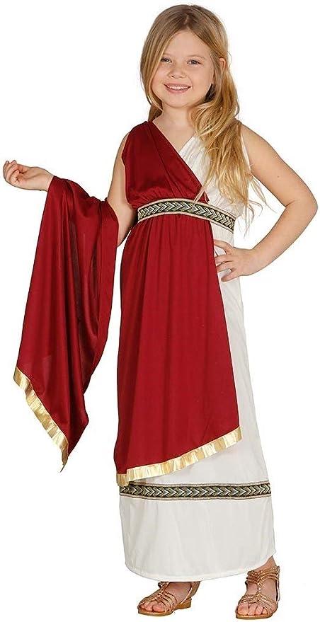 FIESTAS GUIRCA Disfraz de matrona Romana: Amazon.es: Juguetes y juegos