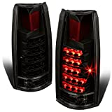 DNA TL-C10-LED-BK-SM Chevy C/K Series Black Smoke Lens LED Tail Light
