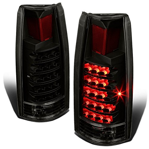 DNA TL-C10-LED-BK-SM Chevy C/K Series Black Smoke Lens LED Tail Light