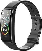 vikano Fitness Tracker, Activity Tracker Watch with Heart Rate Monitor Waterproof