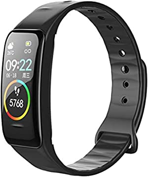 vikano Fitness Tracker, Activity Tracker Watch with Heart Rate Monitor Waterproof Smart Fitness Band with Step Counter Calorie Counter Pedometer Watch for Kids Women and Men
