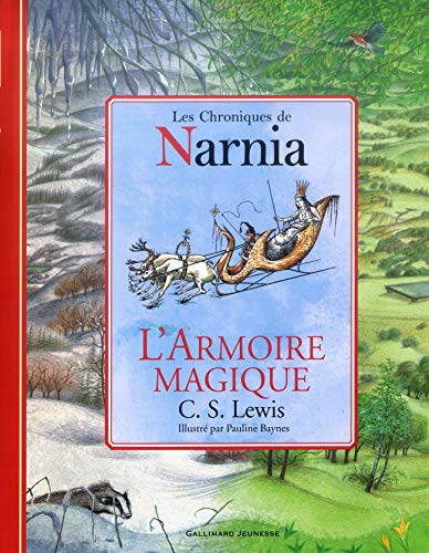 Armoire Grande - L'Armoire magique (Edition grand format illustree) (French Edition)