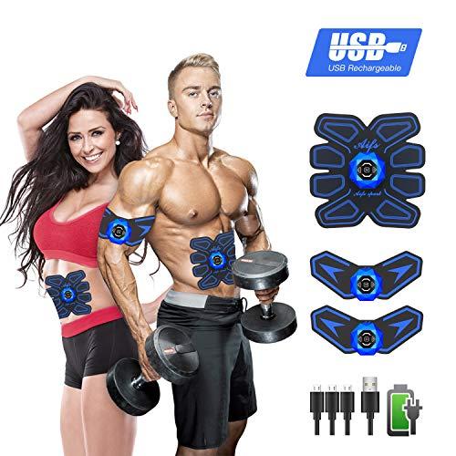 JDASDASF Abs Stimulator Ab Stimulator Muscle Toner