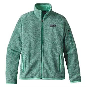 Patagonia Womens Better Sweater Jacket Galah Green Glhg