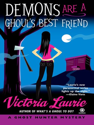 Demons Are a Ghoul's Best Friend (Ghost Hunter Mysteries, No. 2): A Ghost Hunter - Ghost Victoria