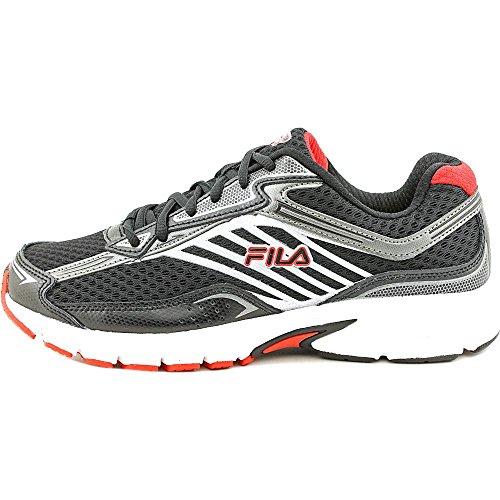 Fila Xtenuate las zapatillas de running Blk-DkSv-Fred