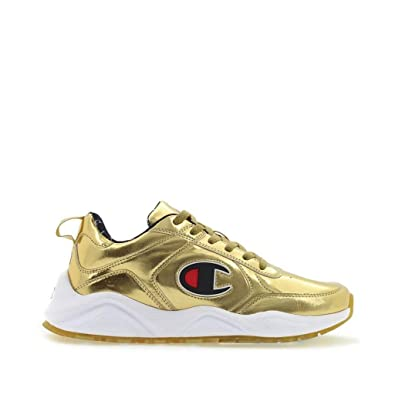 ac0ba6280af Image Unavailable. Image not available for. Color  Champion 93 Eighteen  Metallic Shoe ...
