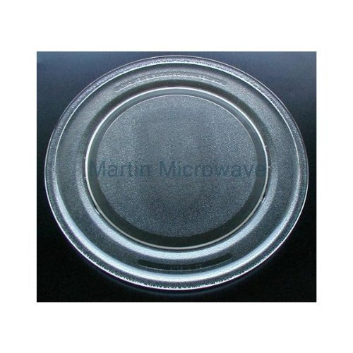 microwave glass plate tray