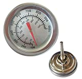 Best Oven Thermometers - Ovovo Oven Monitoring Thermometer BBQ Thermometer Gauge Baking Review