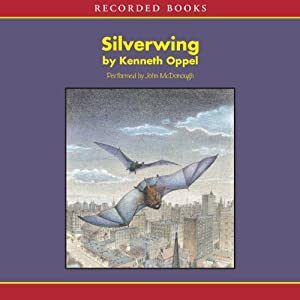Silverwing Audiobook