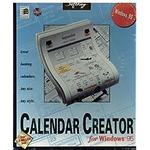 Softkey Calendar Creator for Windows 95