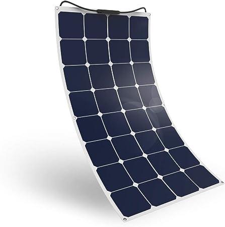 Amazon.com: BougeRV - Panel solar: Jardín y Exteriores