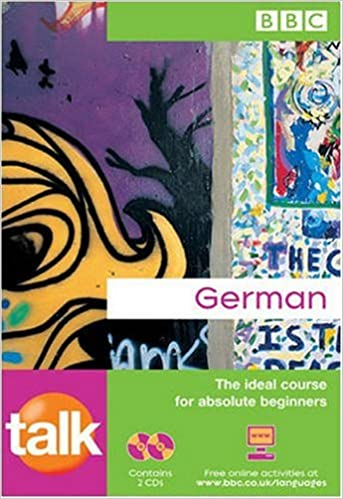 TALK GERMAN (BOOK & CD)(NEW EDITION)