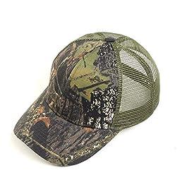 Fnito Baseball cap Camouflage Baseball Caps Men Summer Mesh Hat Dad Hats Women Snapback Hip Hop Caps Adjustable Outdoor…