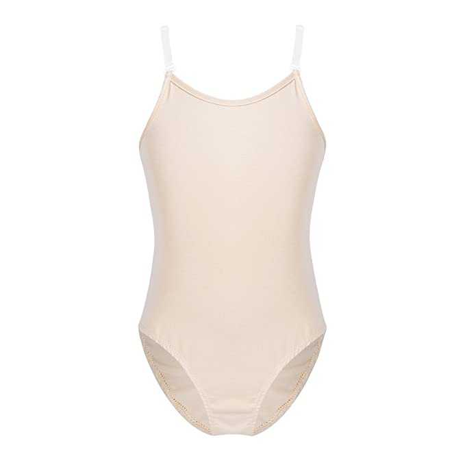 Bekleidung Damen Spaghettiträger Ballettanzug Ballett Trikot Gymnastikanzug Body Turnanzug