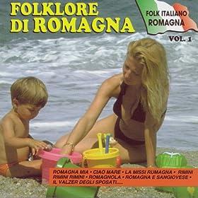 Amazon.com: Folklore Di Romagna Vol 1: Carlo Baiardi/Orchestra Romagna