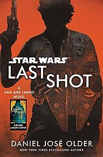 Book Cover: Last Shot