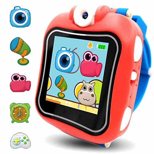 Juego Smart Watch con monitor de cámara Cyber mascota Salud podómetro cronómetro reloj despertador reloj de muñeca...