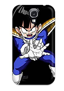 High-quality Durability Case For Galaxy S4(kid Gohan )