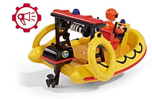 Smoby 7 109251660002n sam le pompier oc an bateau neptune la caverne du jouet - Bateau sam le pompier ...