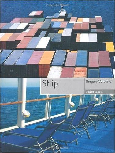 Book Ship (Objekt) by Gregory Votolato (2010-11-15)