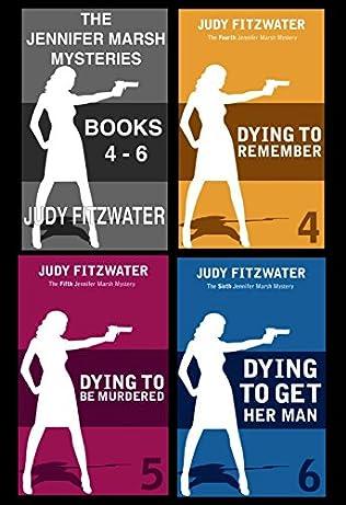 book cover of The Jennifer Marsh Mysteries Box Set Books 4-6