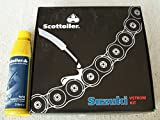 Scottoiler vSystem To Suit Suzuki V-Strom w/ Regular Blue oil