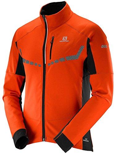 Salomon S-Lab Xc Ws Jkt M - Jacke für Herren, Farbe Gold, Größe S