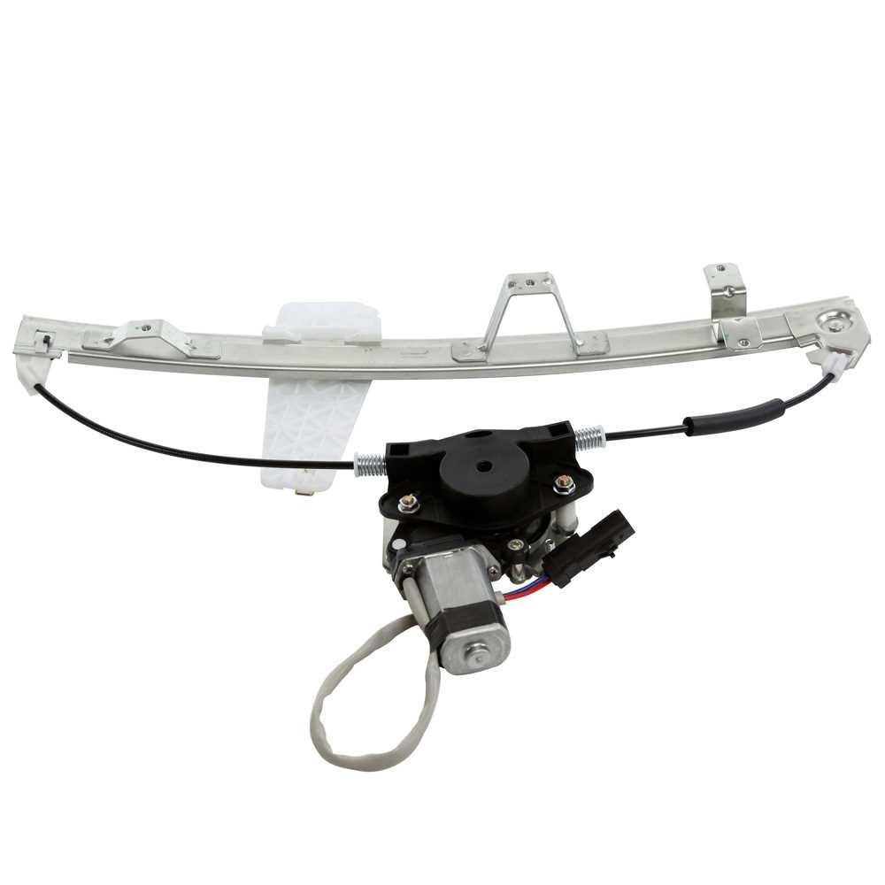 Prime Choice Auto Parts WR841558 Power Window Regulator with Motor
