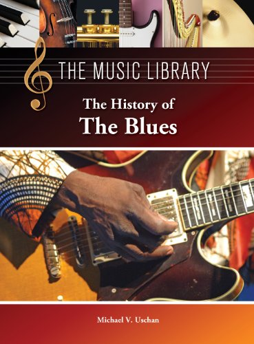 The History of the Blues (The Music Library)