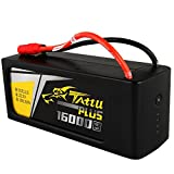 Tattu Plus LiPo Smart Battery Pack 16000mAh 22.2V 15C 6S with AS150+XT150 plug for UAV Drone Integrated with Smart BMS