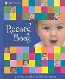 Baby Senses Record Book, Susanna Beaumont, 1905051530