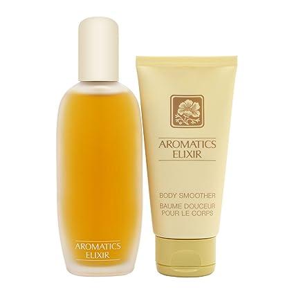 Clinique Exclusivo Aromatics Elixir - Perfume y cuerpo suave ...