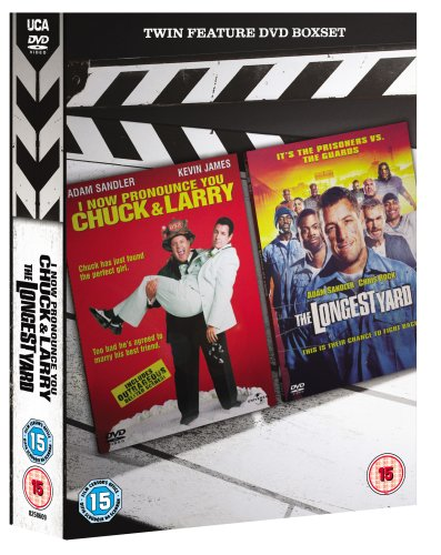 I Now Pronounce You Chuck and Larry/The Longest Yard [Region 2]