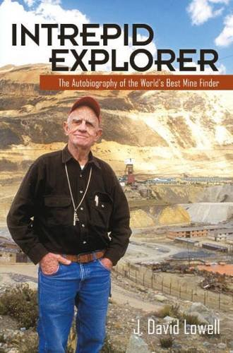 Download Intrepid Explorer: The Autobiography of the World's Best Mine Finder pdf