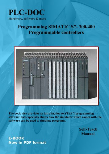 Simatic s7 300 the best amazon price in savemoney programming with siemens simatic s7 300400 programmable controllers fandeluxe Choice Image
