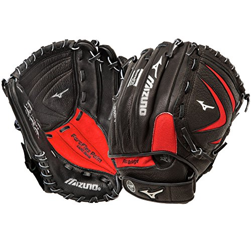 Mizuno Youth Prospect 11.5'' Leather Baseball Glove Gpt1150y1 Wave Flex - Right Hand by Mizuno