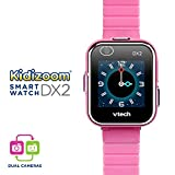 VTech Kidizoom Smartwatch DX2 Amazon Exclusive, Pink