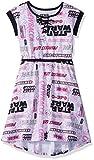 Star Wars Big Girls' Print Dress, Multi, M