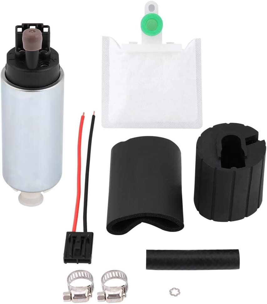 255LPH High Pressure High-flow Universal Stable with Installation Kit GSS342 Electric In-tank Fuel Pump