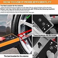 2010-2019 Ford E-150 E-250 E-350 Econoline TPMS Tire Pressure Sensors 4