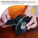 XFasten Silicone Self Fusing Tape 1-Inch x